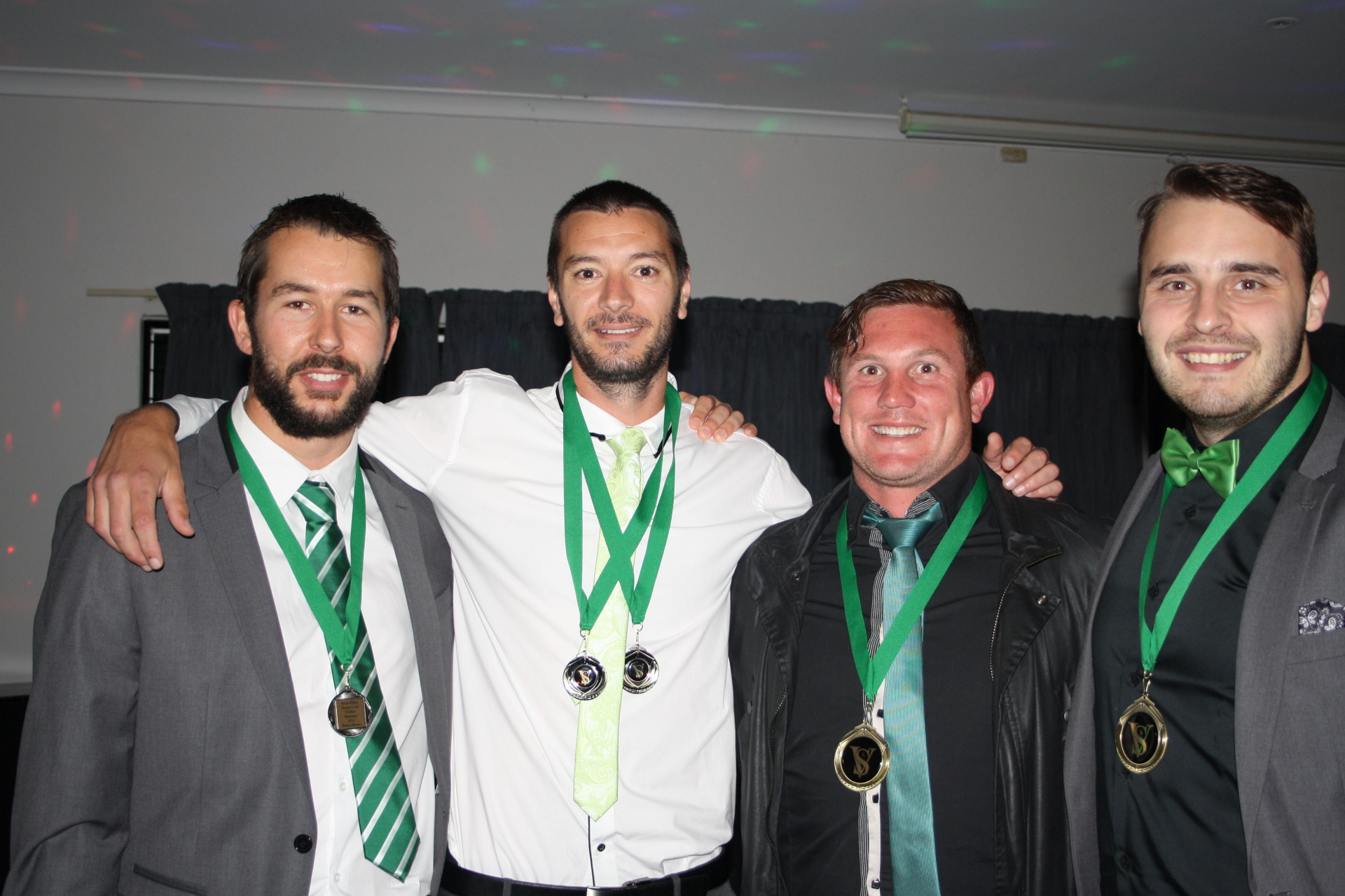 2016 Presentation and Awards Night